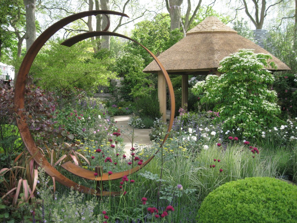 Chelsea flower show tour with sisley english garden tours for Chelsea flower show garden designs