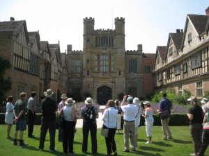 Coughton Court, Warwickshire