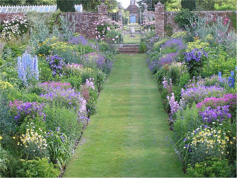 English Gardens Bramdean House