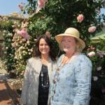 Colette & Fran - Sisley Garden Tours
