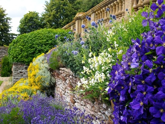 English garden hestercombe garden for Gertrude jekyll garden designs
