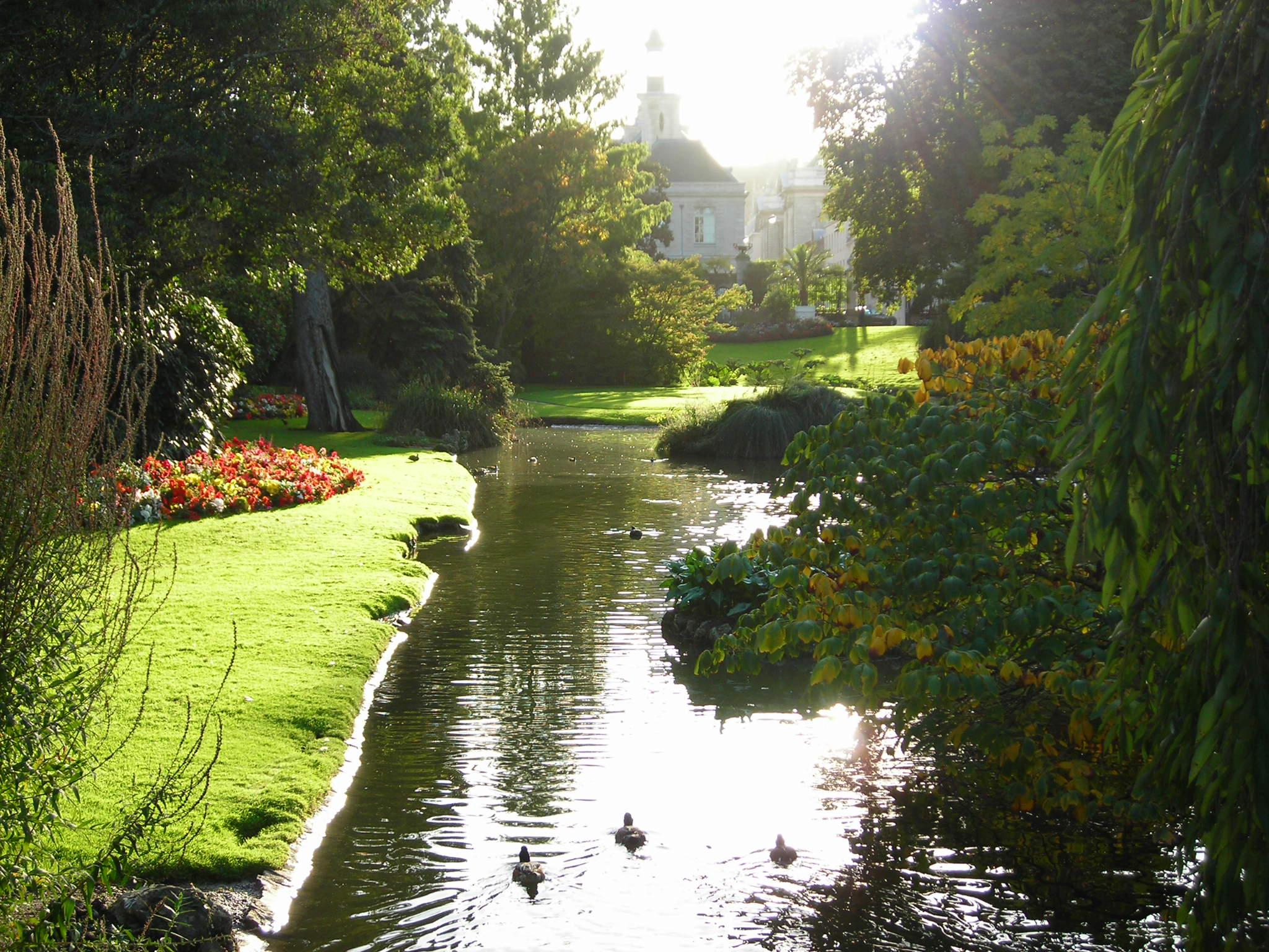 European Gardens - Sisley Garden Tours