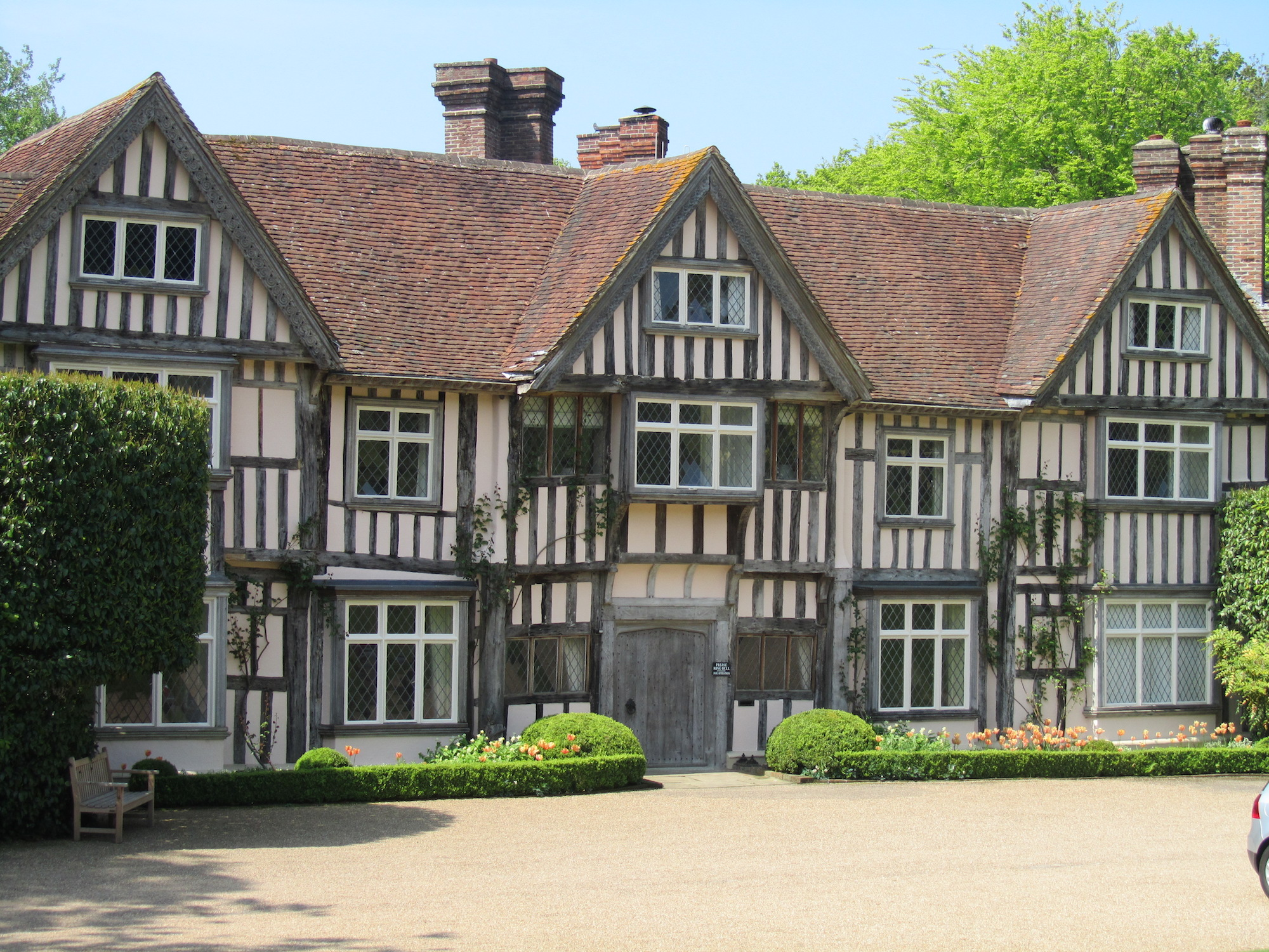 Pashley Manor