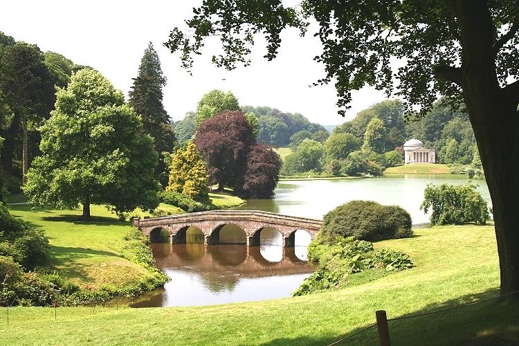 Stourhead Gardens Sisley Garden Tours