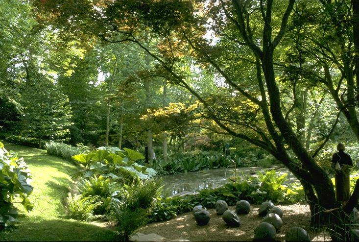 Hannah Peschar Garden
