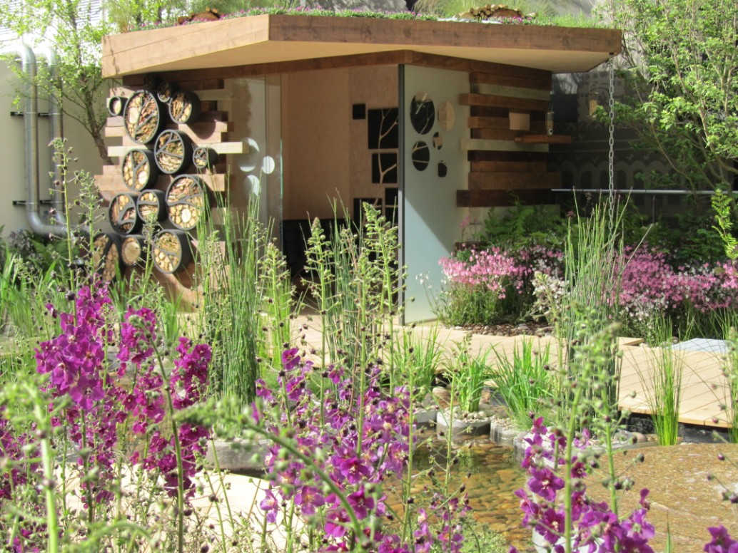 Chelsea Flower Show Tour with Sisley English Garden Tours