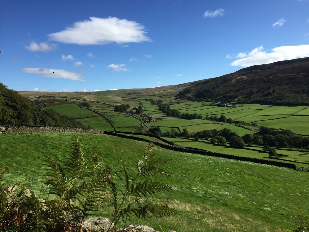 The lake district yorkshire
