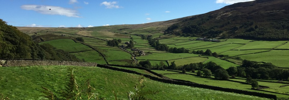 New: Yorkshire & the Lake District