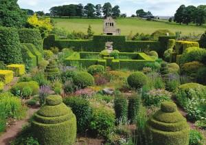 Herterton Gardens, Northumberland