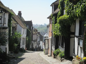 Historic town of Rye
