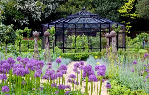 West Green Garden - Walled Garden