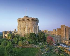 Windsor Castle - Credit Peter Packer