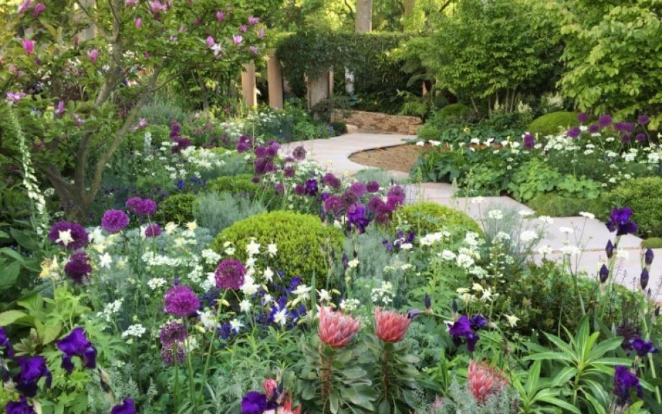 Chelsea flower show 2017 visit rhs chelsea for Chelsea 2017 show gardens