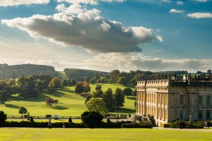 Chatsworth House - copyright VisitEngland