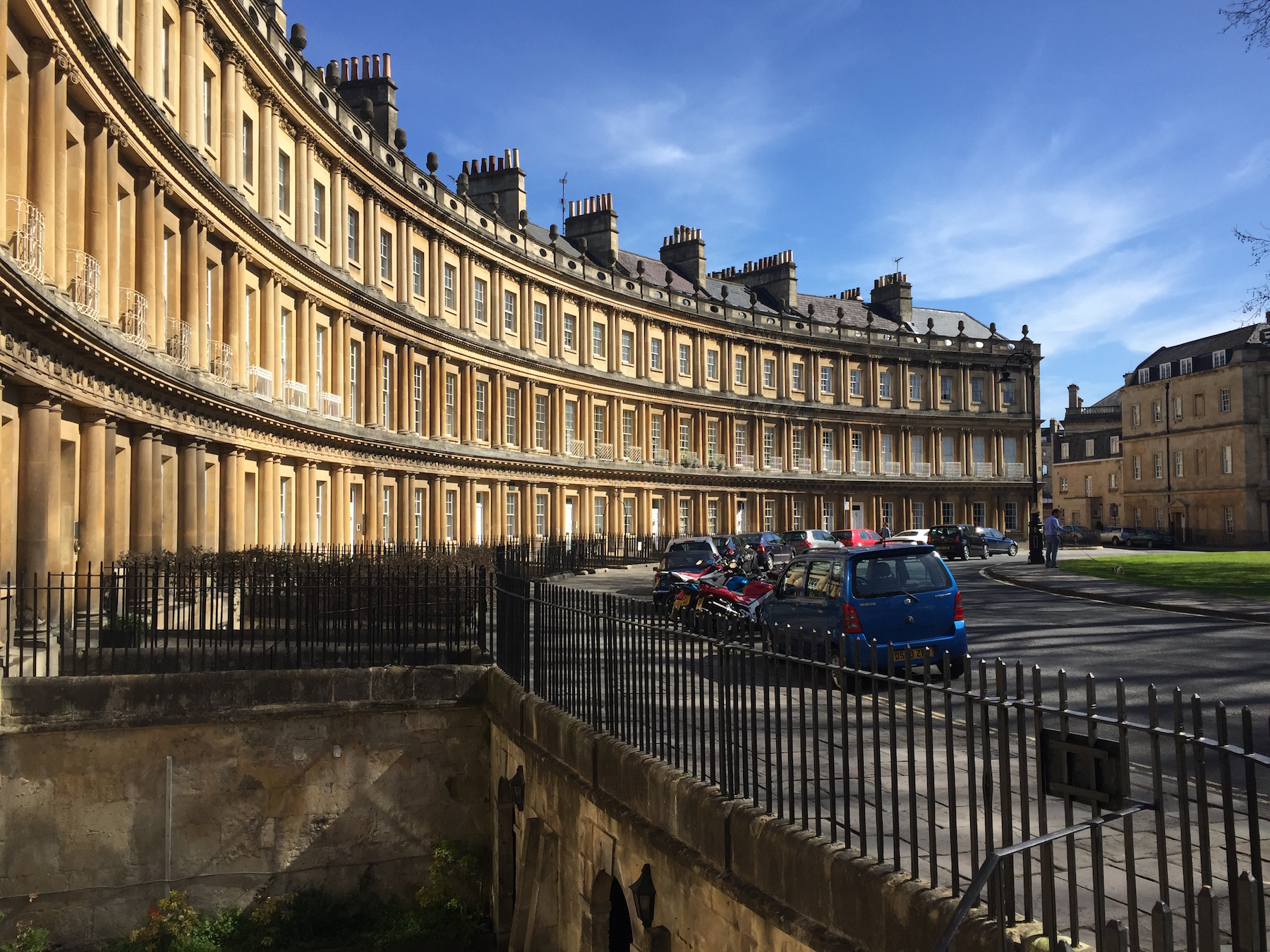 The Crescent, Bath