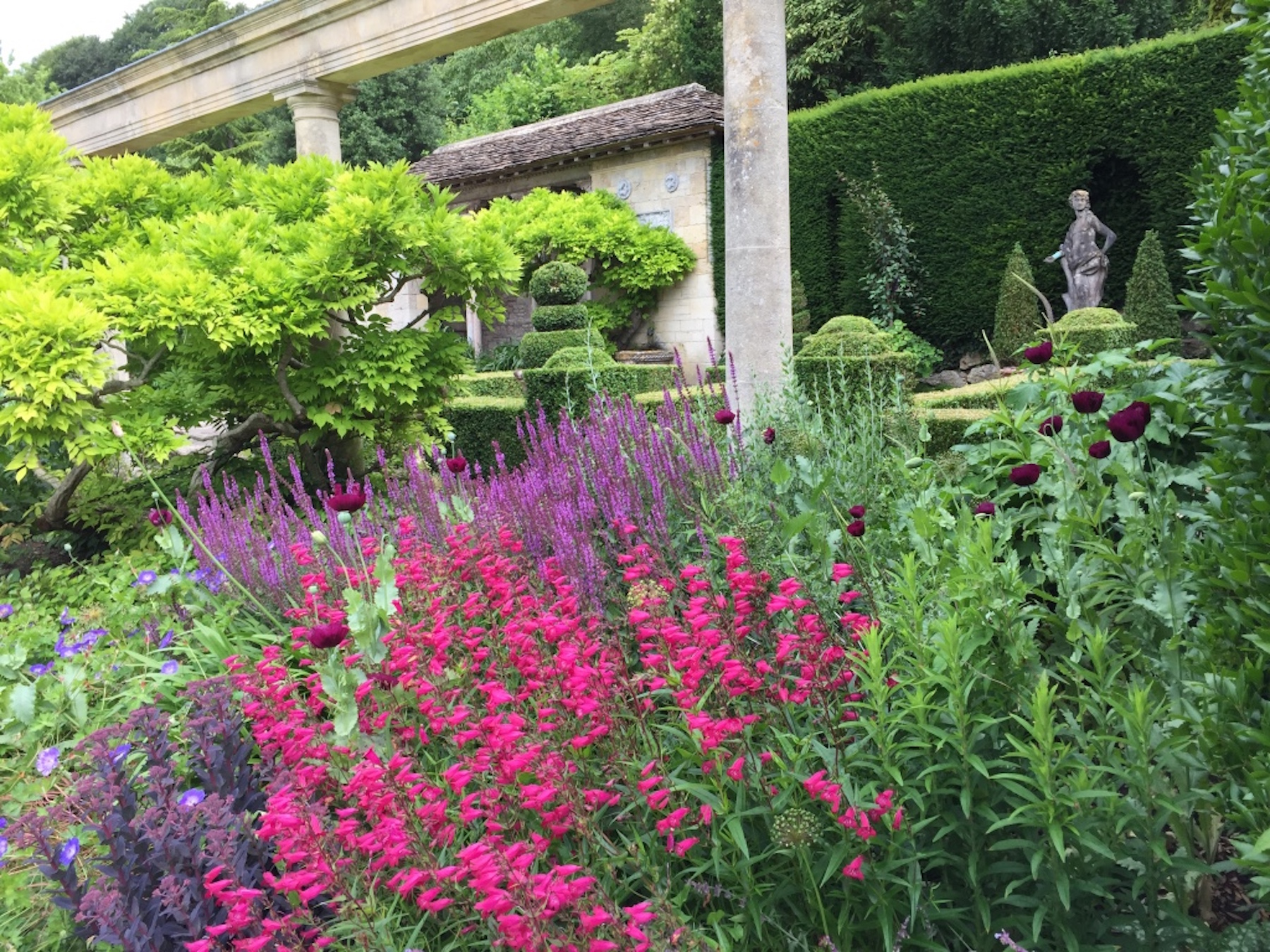 Iford Manor - July 2016