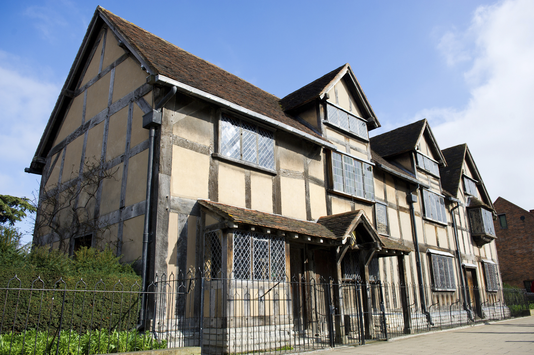 Shakespeare's Birth Place - VisitEngland/Shakespeare's Birth Trust/Amy Murrell