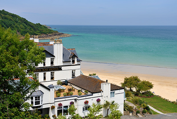 Spa Hotels Devon Cornwall
