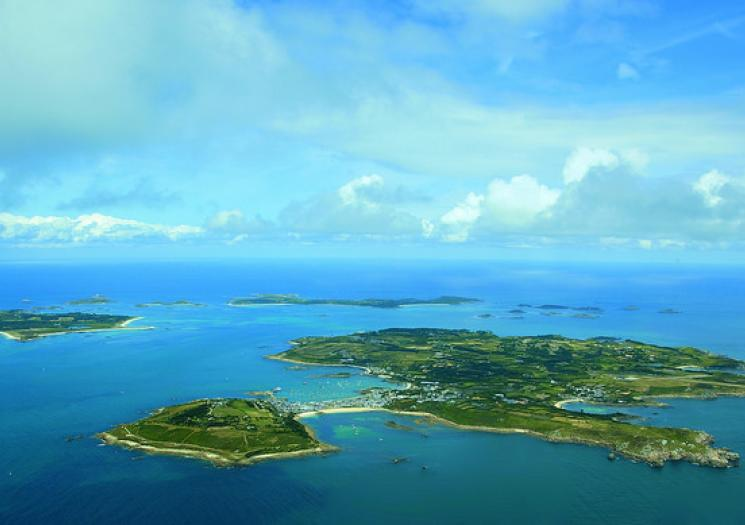 Isles of Scilly -credit VisitCornwall