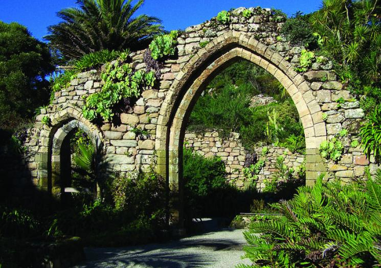 Tresco Abbey Gardens - credit VisitCornwall