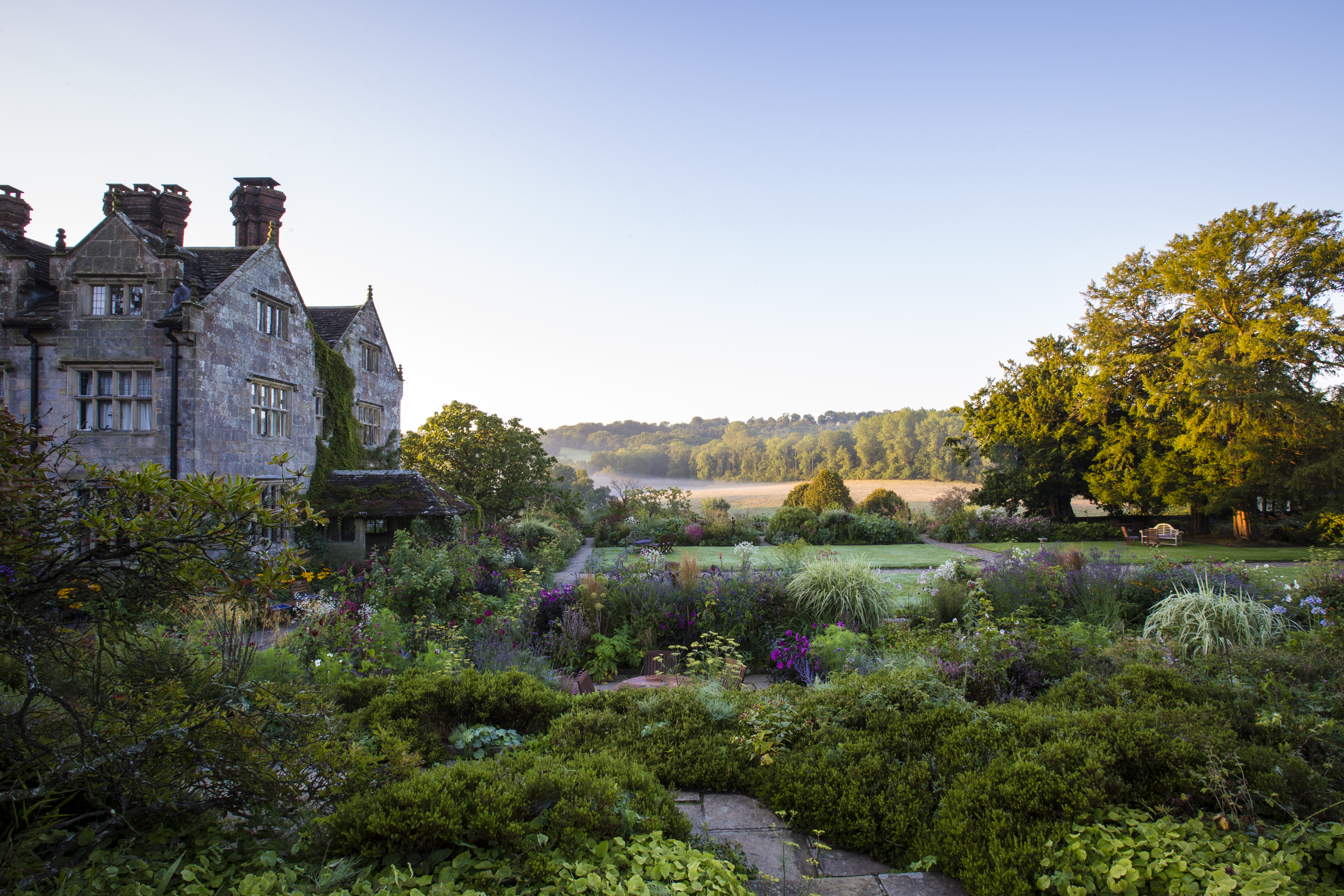 Gravetye Manor credit Claire Takacs