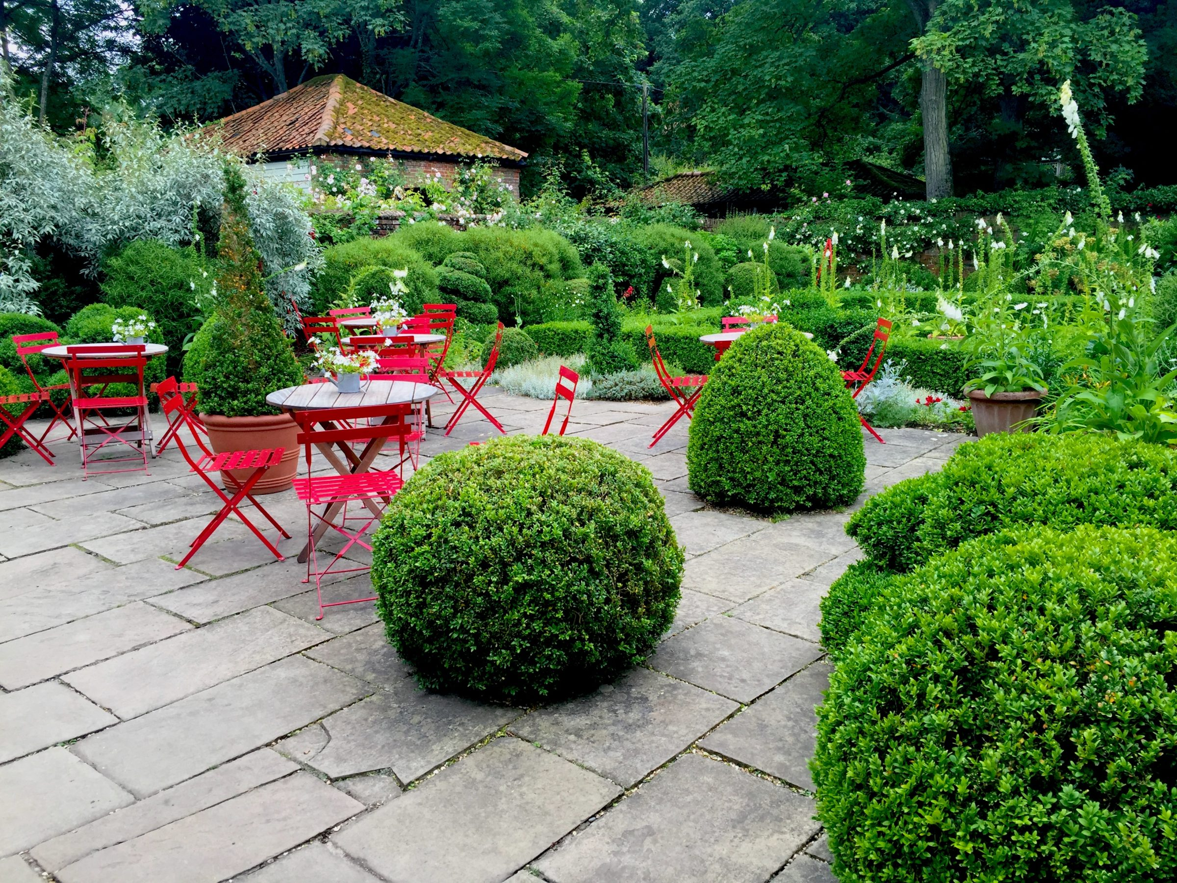 West Green Garden