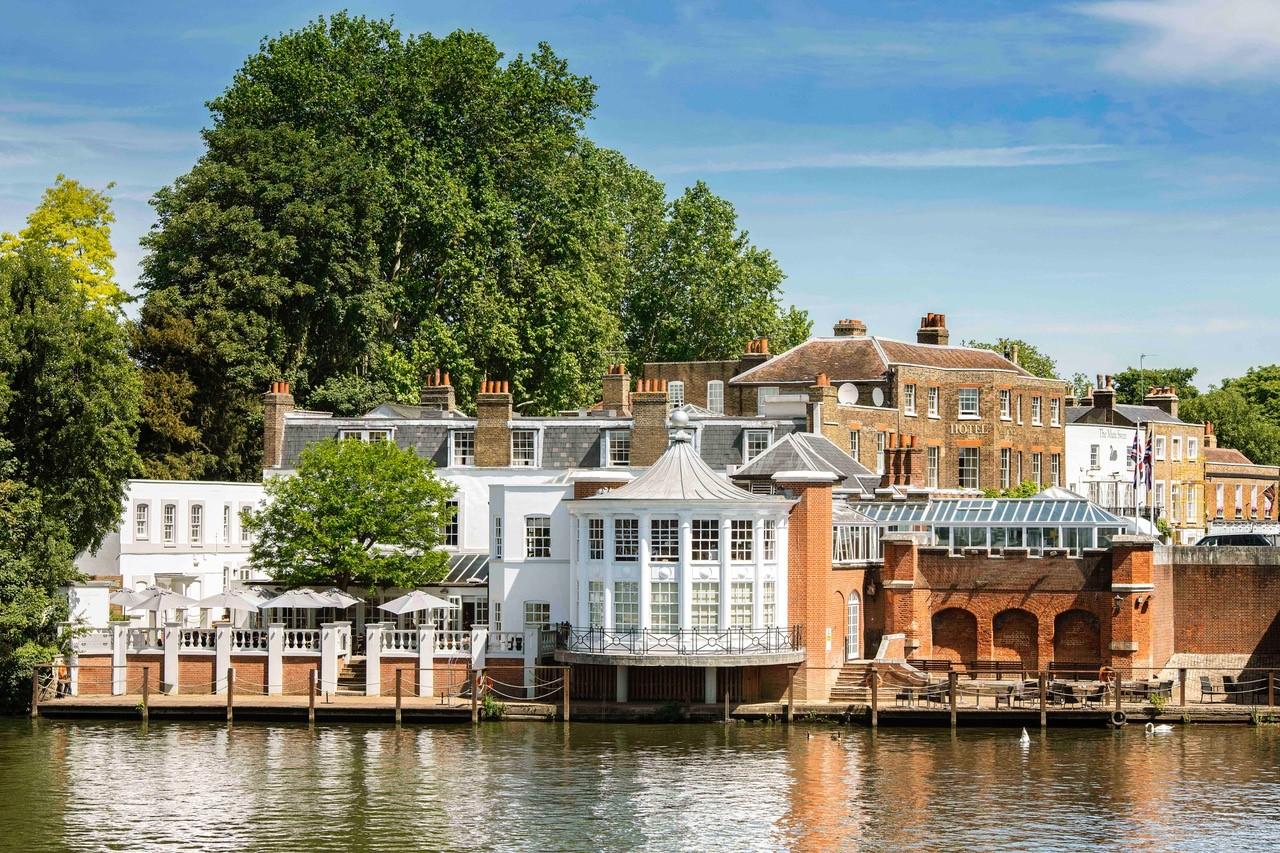 Mitre Hotel Hampton Court